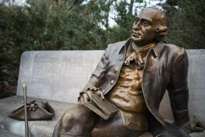 George Mason Memorial Washington DC